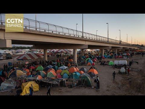 EE. UU. expulsa a cerca de un millón de migrantes irregulares durante el año fiscal 2021