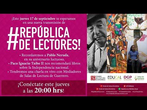 Vidéo de Pablo Neruda