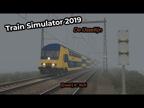 [Daan] IC 3631 -- Livestream 22/08/2019