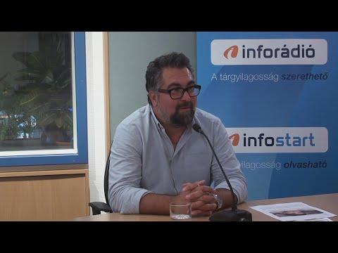 InfoRádió - Aréna - Ráduly György - 2021.09.02.