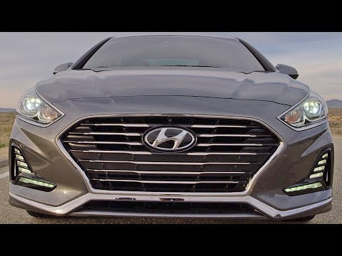 Hyundai Sonata (2018) Features, Design, Driving [YOUCAR]