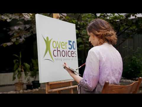 Over50choices brand video