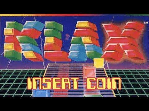 Klax (1990) - Atari 2600 - El último lanzamiento oficial de la consola