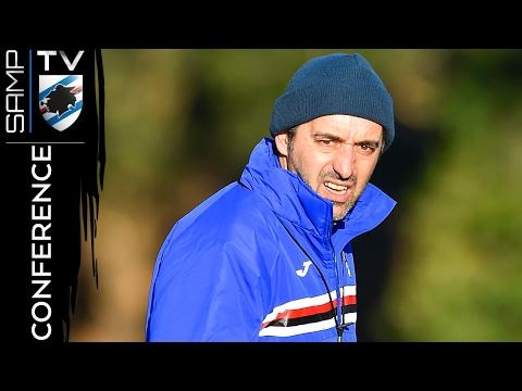 Milan-Sampdoria: la conferenza stampa di Giampaolo