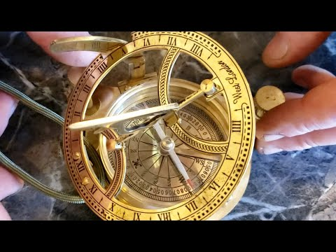 Analemmatic Sundials for Time and Date During the Apocalypse