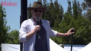 Adam Savage's Maker Faire Q&A
