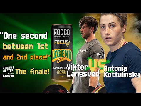SWEDISH NOCCO CROSSFIT ELITE BATTLE IT OUT! FT. TALL, ELEBRO, KARLSSON, MÄNTYLÄ AND MORE! THE FINALE