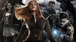 The Avengers: Age of Ultron Footage Reactions - Comic Con 2014