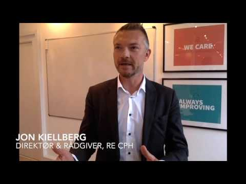 Direktør og rådgiver Jon Kiellberg Fra Re cph, giver sit bud på hvad god storytelling er.