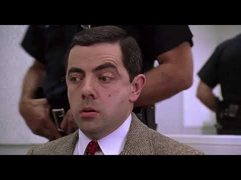 Bean vs the Police   Funny Clips   Mr Bean Official