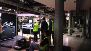 Electronex 2014 - Behind The Scenes