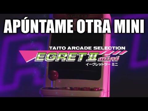 Otra mini: Taito Egret II MINI