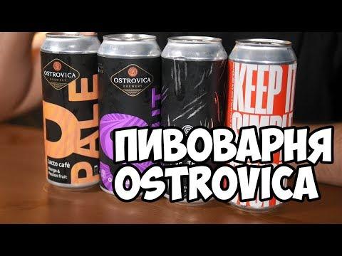 Обзор пива OSTROVICA photo