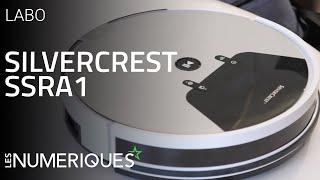 vidéo test Silvercrest SSRA1 par Les Numeriques