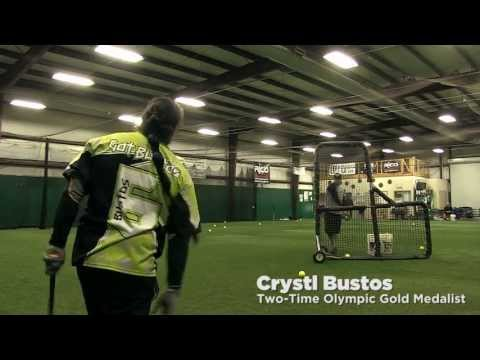 2014 DeMarini CF6 Fastpitch Bat Overview Video