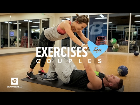 Exercises for Couples | Valentine's Day Relationship Goals