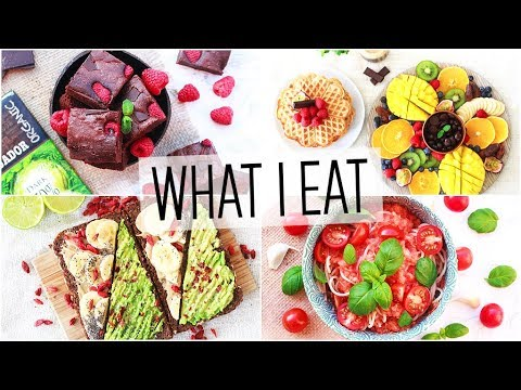 What I Eat in a Day » Healthy Meal Ideas!