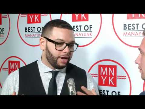 Best of Manayunk Red Carpet 2017 - DJ Joe Broscoe (Philly Star Events)