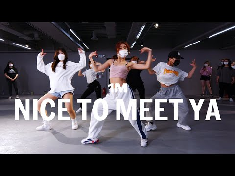Meghan Trainor - Nice to Meet Ya(ft. Nicki Minaj) / Beginner's Class
