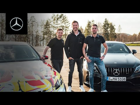 INSIDE AMG – Drift | Felix vs. the Drift Experts