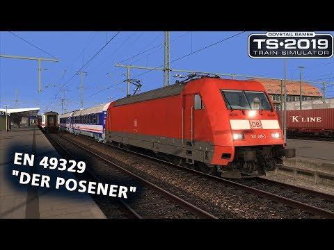 Train Simulator 2019: [DD] EN 49329
