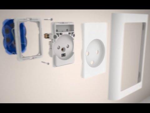 LK FUGA® stikkontakter i mange forskellige udgaver | Schneider Electric