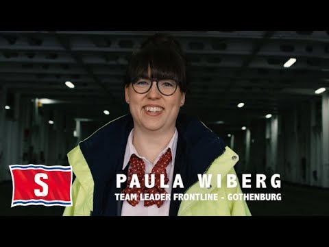 Meet our people: Paula Wiberg, Team Leader at Check-In