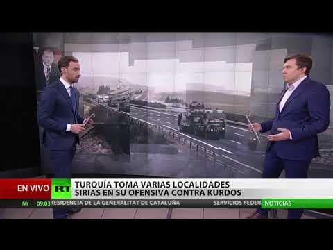 Rusia denuncia que EE.UU. aviva la crisis en la frontera de Siria