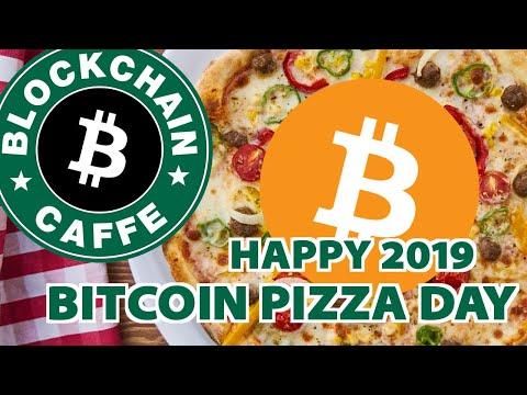 Bitcoin Pizza Day  |  Blockchain Caffe