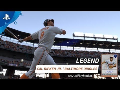 MLB The Show 19 - Cal Ripken Jr. leads 4th Inning Update | PS4