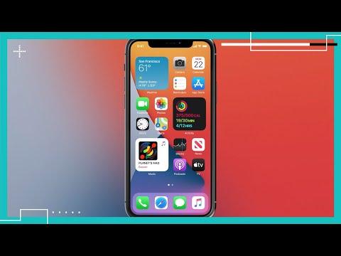 Apple announces iOS 14 at WWDC
