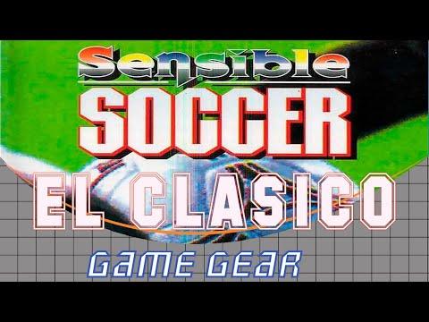 Sensible Soccer: European Champions (1993) - Game Gear - El Clásico
