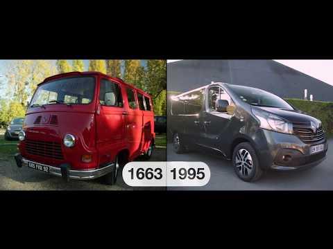Renault Estafette & SpaceClass   Renault Classic
