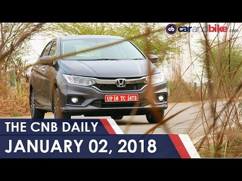 connectYoutube - Honda City Highest Selling Sedan In 2017 | Volkswagen India's Record Production | TVS Dazz Spotted