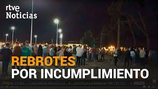 Actos irresponsables y REBROTES del CORONAVIRUS