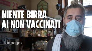 Cuneo, nel pub che farà entrare solo vaccinati e gli immuni: