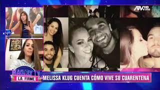 Melissa Klug descarta reconciliación con Italo Valcárcel por esta razón