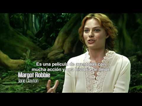 La Leyenda de Tarz�n - Featurette 'Historia de amor' HD