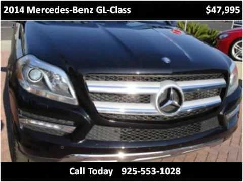2014 Mercedes-Benz GL-Class Used Cars San Ramon CA