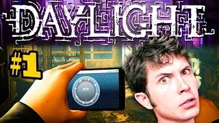 Let's Play Daylight: I'M SCARED (Part 1)