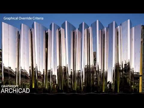 ARCHICAD 20 - Graphical Override Criteria