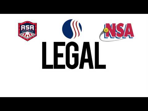 SSUSA Slow Pitch Bat Standards - JustBats.com Buying Guide Video