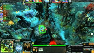 Na'Vi vs Xgame Game 1 Part 2 - ESL One New York EU Qualifier @TobiWanDOTA