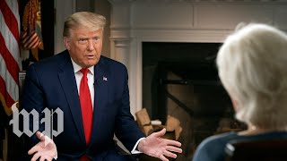 Trump leaked video of an interview he cut off. CBS aired it anyway.