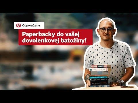 Ktoré paperbacky by nemali chýbať vo vašej dovolenkovej batožine?