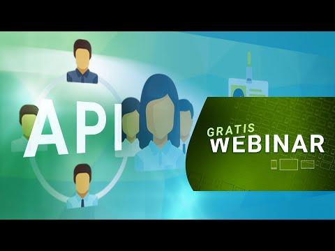 webinar integrasjoner og selv service-løsninger