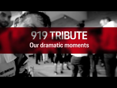 919 Tribute: Our dramatic moments