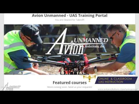 UAS Demo Video