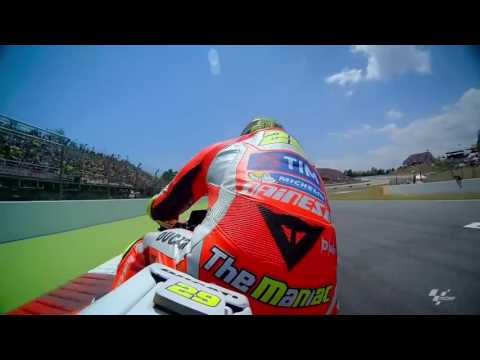 2016 #CatalanGP - Ducati in action