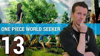 vidéo test One Piece World Seeker par JeuxVideo.com